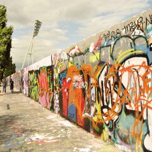 Berlin Energie: Berliner Mauer (Foto: Fotolia)