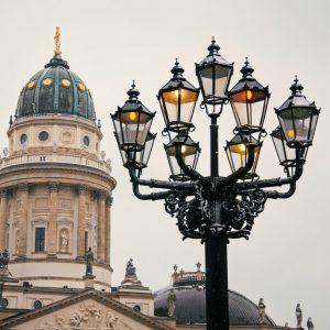 Berlin Energie: Gaslaterne